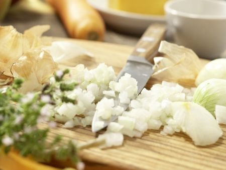 Kürbis-Möhren-Suppe – smarter: Zubereitungsschritt 3
