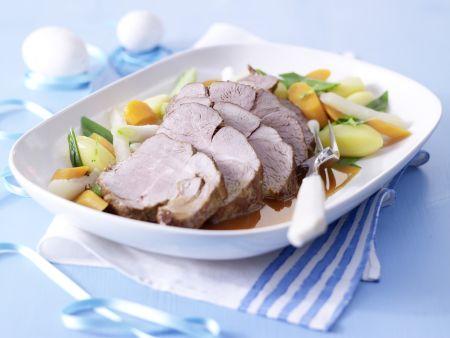 Kochbuch für Hauptspeisen zu Ostern