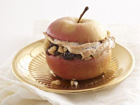 Lebkuchen-Bratapfel