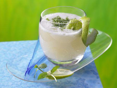 Limetten-Ingwer-Cocktail