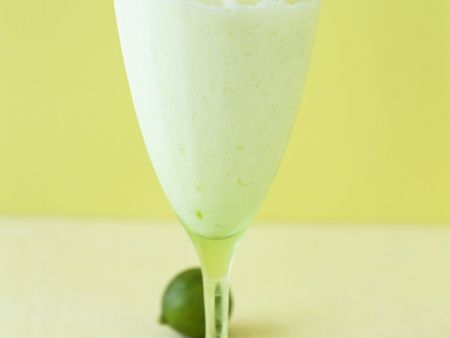 Limetten-Smoothie