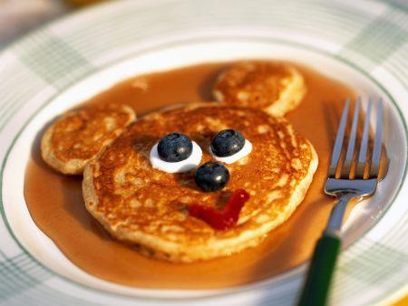 Lustiger Pfannkuchen