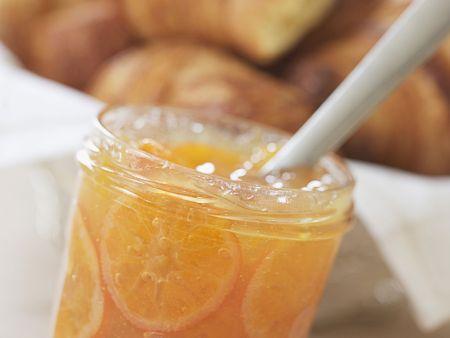 Mandarinenkonfitüre