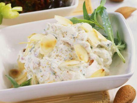 Mandel-Käse-Dip