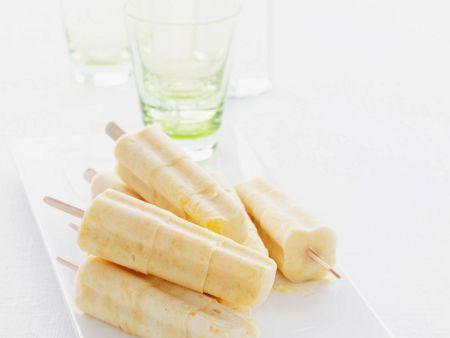 mango joghurt eis rezept eat smarter. Black Bedroom Furniture Sets. Home Design Ideas