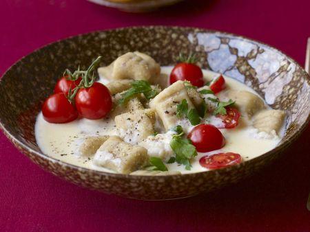 Rezept: Maronen-Gnocchi