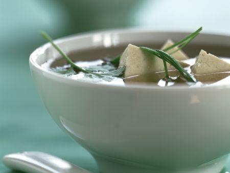 miso suppe mit tofu rezept eat smarter. Black Bedroom Furniture Sets. Home Design Ideas