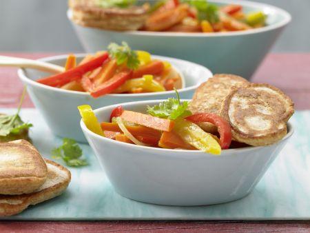 Möhren-Paprika-Curry