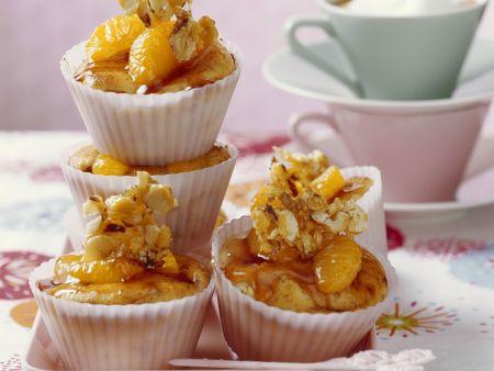 Muffins mit Krokant