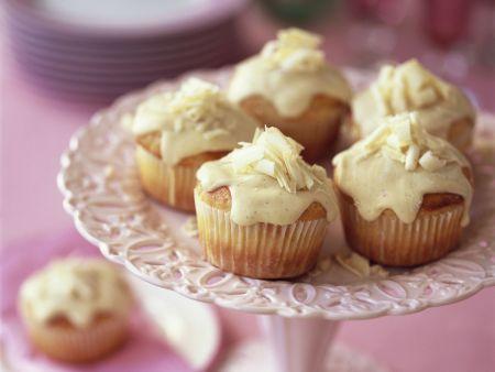 muffins mit wei er schokolade rezept eat smarter. Black Bedroom Furniture Sets. Home Design Ideas