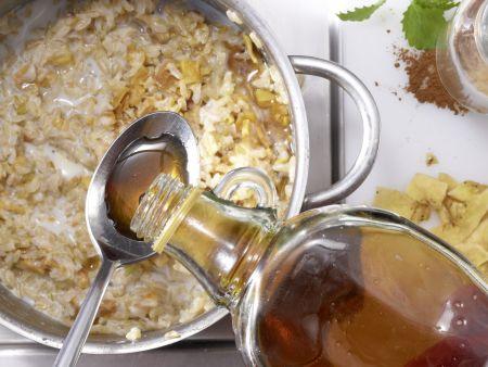 naturreis porridge rezept eat smarter. Black Bedroom Furniture Sets. Home Design Ideas