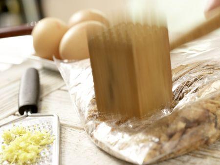 New Yorker Käsekuchen: Zubereitungsschritt 1