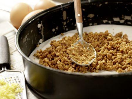 New Yorker Käsekuchen: Zubereitungsschritt 2