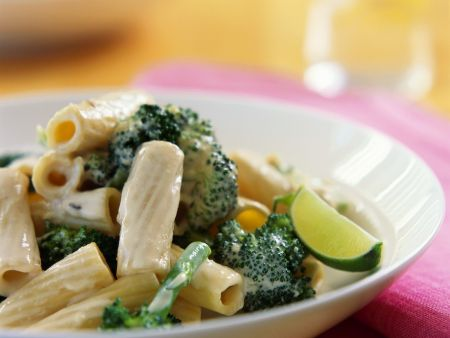 Nudeln mit Brokkoli