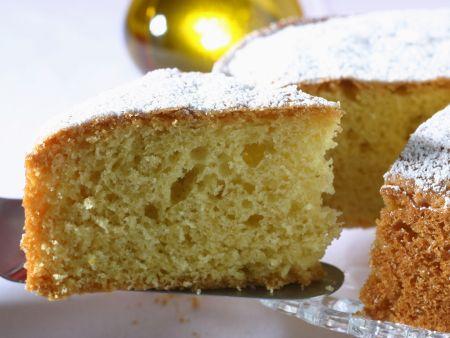 Olivenölkuchen nach italienischer Art