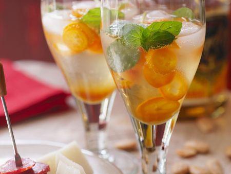 Orangen-Drink