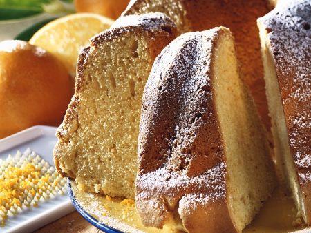 Orangen-Gugelhupf