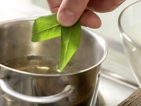 Pannfisch mit Senfsauce: Zubereitungsschritt 3