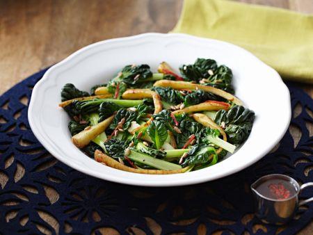 pastinaken mangoldsalat rezept eat smarter. Black Bedroom Furniture Sets. Home Design Ideas