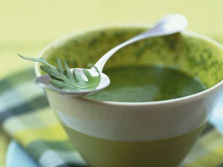 Pesto aus Rucola und Kresse