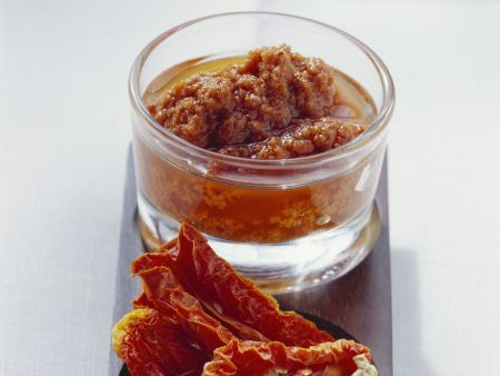 Pesto rosso-Rezepte