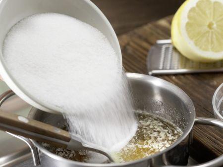 Pfefferkuchen: Zubereitungsschritt 2