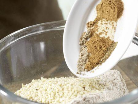 Pfefferkuchen: Zubereitungsschritt 3