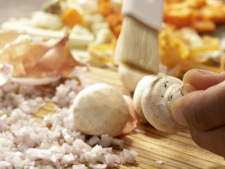 Quinoa-Pfannkuchen: Zubereitungsschritt 5