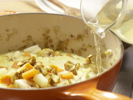 Quinoa-Pfannkuchen: Zubereitungsschritt 9