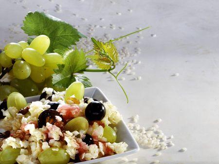 Reismüsli mit Früchten