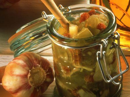 Relish aus Gurke
