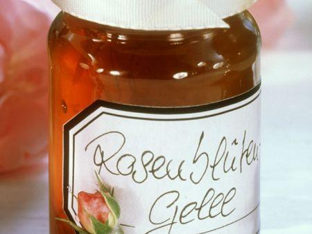 Rosenblütengelee