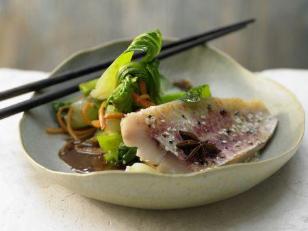 Kochbuch: Laktosefreie Rezepte mit Fisch