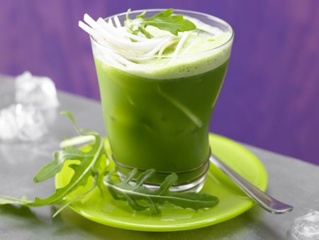 Rucola-Sellerie-Drink
