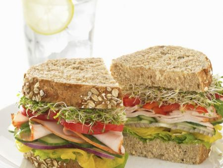 kochbuch sandwiches eat smarter. Black Bedroom Furniture Sets. Home Design Ideas