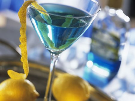 Saphir Cocktail