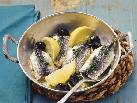 Sardinen mit Chermoula