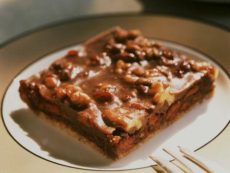 Schoko Kirsch Kuchen Blech Rezepte Eat Smarter