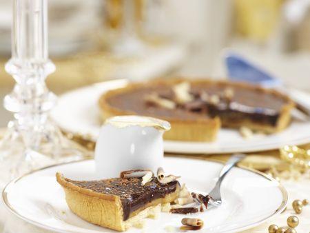 schoko tarte rezept eat smarter. Black Bedroom Furniture Sets. Home Design Ideas