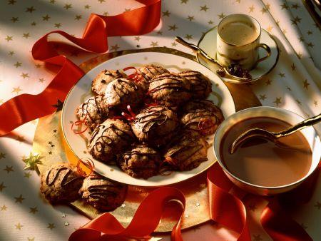 Schokola-Kaffeekekse