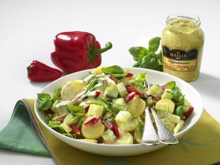 Senf-Kartoffelsalat