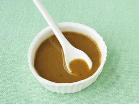 Senfdressing mit Honig