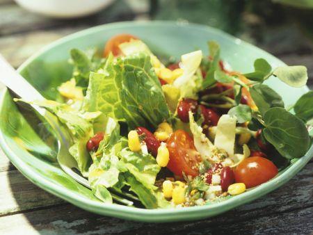 sommerlicher salat rezept eat smarter. Black Bedroom Furniture Sets. Home Design Ideas