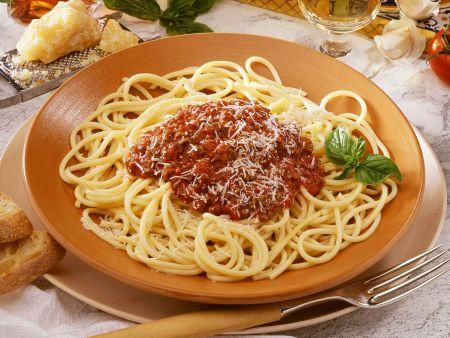 Spaghetti Bolognese Original