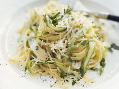 Kochbuch für Spargel-Pasta Rezepte
