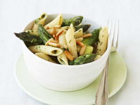 Spargel-Pasta-Salat