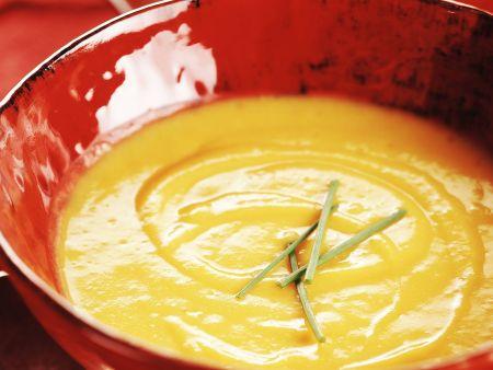 Süßkartoffelcremesuppe