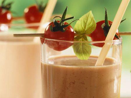 Tomaten-Basilikum-Smoothie
