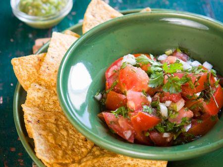 Tomaten-Koriander-Salsa