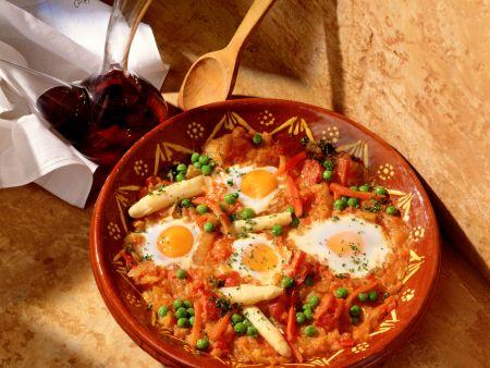 Shakshuka rezepte eat smarter - Eier kochen mittel ...